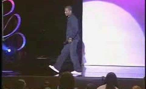 R&B Comedian – classic